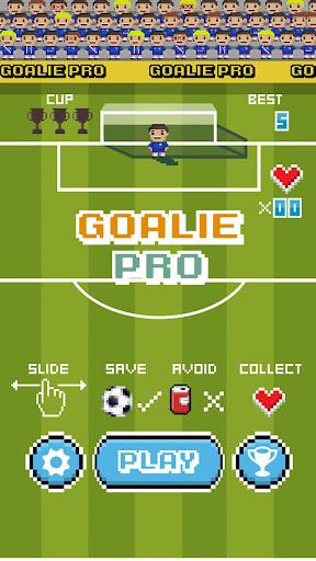 Goalie Pro