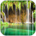 Waterfall Picture HD Images icon
