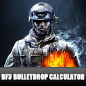 BF3 Bullet Drop Calculator logo