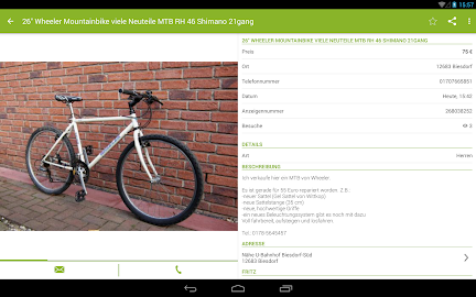 eBay Kleinanzeigen for Germany Screenshot 5
