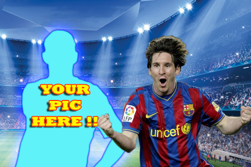 Soccer Photo Montage