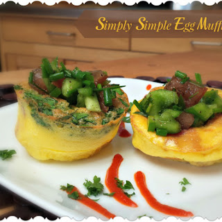 Simply Simple Egg Muffin Baskets