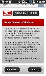 Contents Net Mobile- screenshot thumbnail