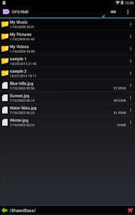 Folder Tag CIFS Service- screenshot thumbnail