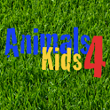 Animals4Kids logo