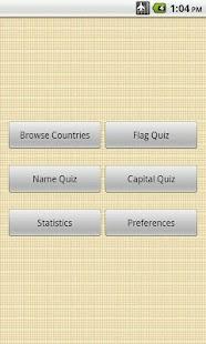 Flags and Capitals Quiz