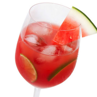 Fresh Watermelon Sangria