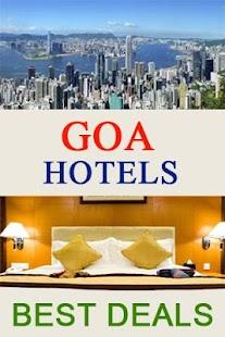 Hotels Best Deals Goa