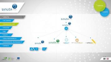 Screenshot of Sinuta, SA