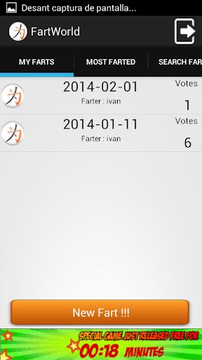 【免費娛樂App】FartWorld-APP點子