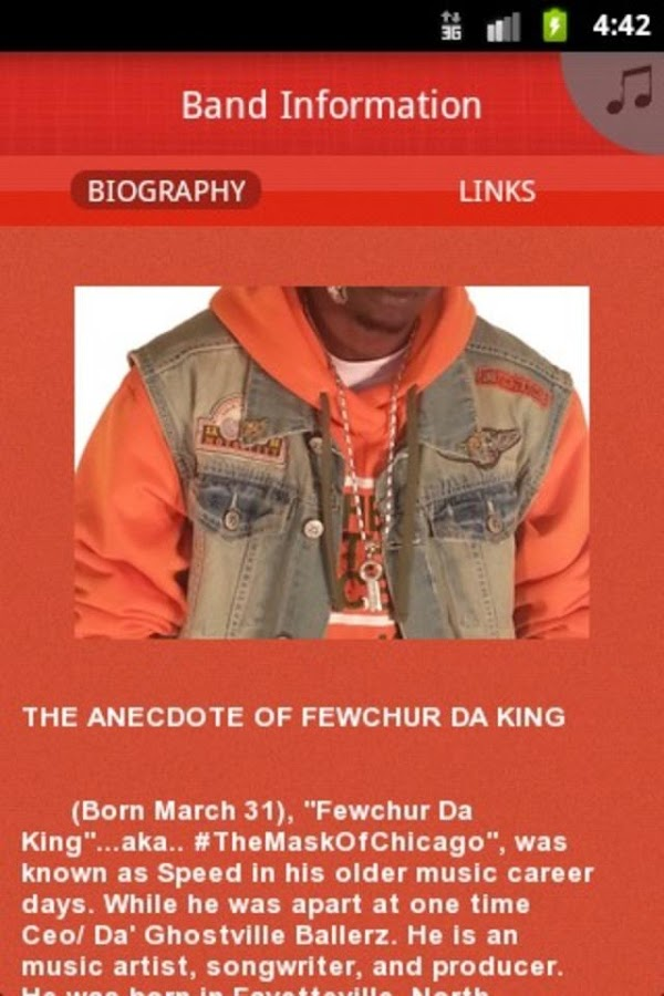 FEWCHUR DA' KING - screenshot