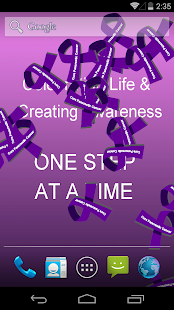 Cure Pancreatic Cancer Live WP- screenshot thumbnail