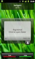 Screenshot of IaxAgent Beta