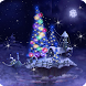 Christmas Snow Fantasy Live Wallpaper Full image