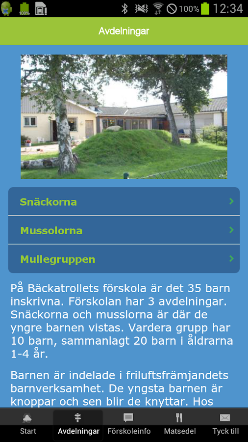 Bäckatrollet - screenshot