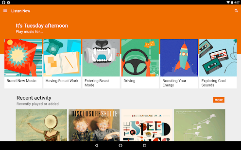 Google Play Music Screenshot 19