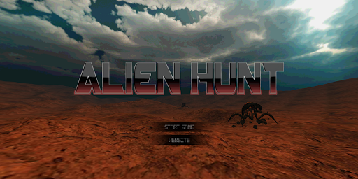 Alien Hunt Alien Shooting Game