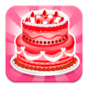 Cakes Cook Games icon
