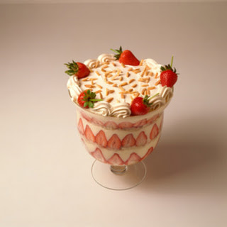 Strawberry Trifle