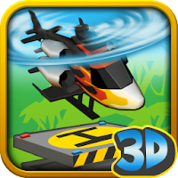 Paper Glider Crazy Copter 3D 1.5