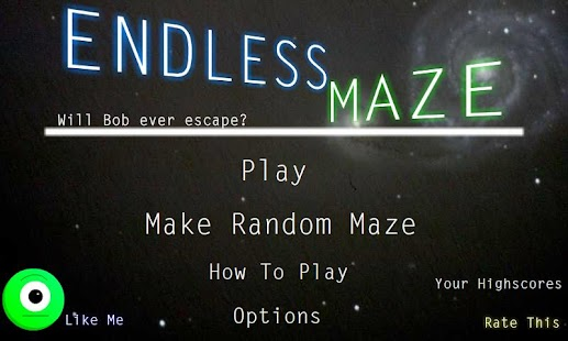Endless Maze- screenshot thumbnail
