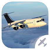 Flight Sim: Airliner BAE146