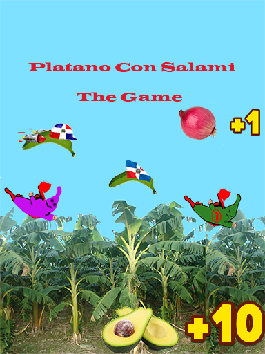 Platano Con Salami The Game2
