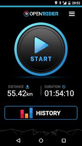 Openrider - GPS Cycling Riding v2.9.1