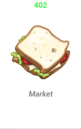 Sandwich Clicker
