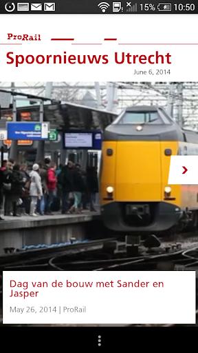 Spoornieuws Utrecht