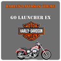 HarleyDavidson GoLauncherTheme icon