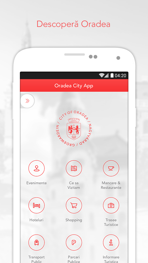 Oradea City- screenshot
