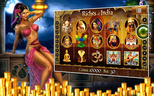 India's Slot Machine Pokies HD
