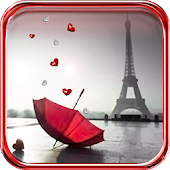 Paris Romantic live wallpaper