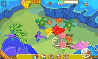 Screenshot of Fish Hunter