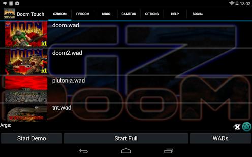 D-Touch (Port of Doom) 動作 App-癮科技App
