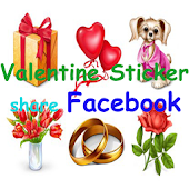 Valentine Sticker for Facebook