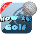 How to play Golf icon