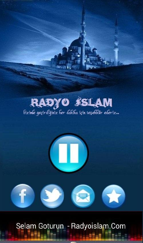 Radyo islam- screenshot