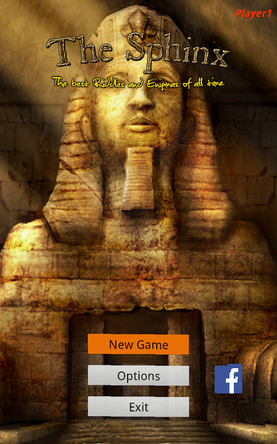 The Sphinx Riddles and Enigmas- screenshot