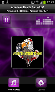 American Hearts Radio LLC- screenshot thumbnail