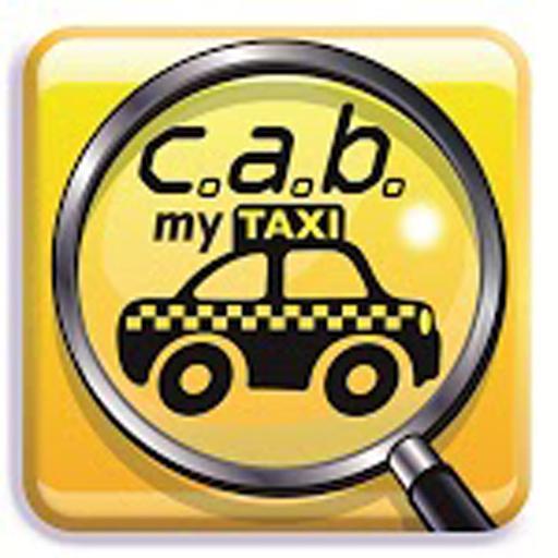 CAB my Taxi Driver (CABmyTaxi) LOGO-APP點子