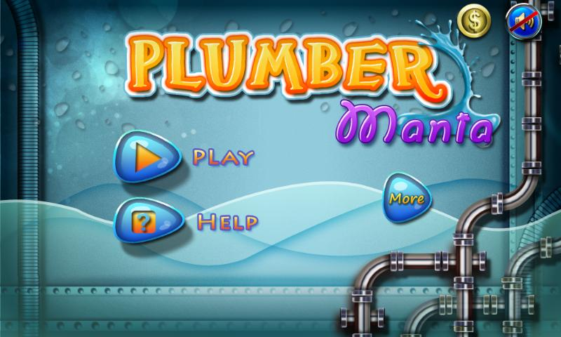 Plumber Mania - screenshot