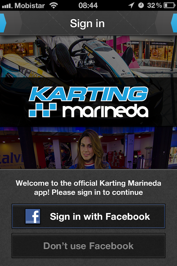 Karting Marineda- screenshot