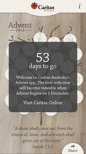 Caritas Advent 2013
