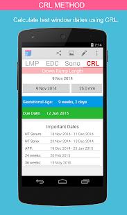 OB Calc Pro (Obstetrician) - screenshot thumbnail