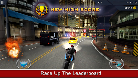 Dhoom:3 The Game - screenshot thumbnail