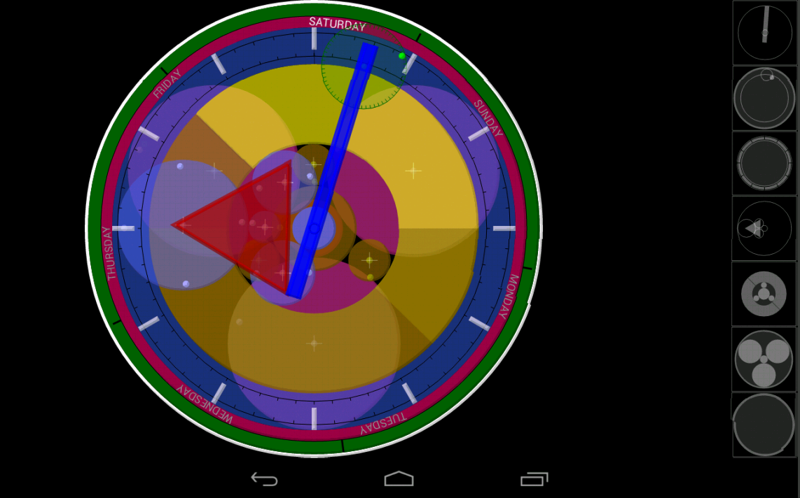 Circadian clock- screenshot