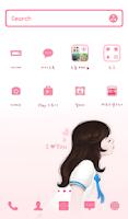 Screenshot of Lovelygirl tender girl dodol