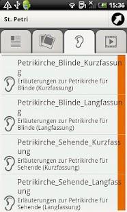 Guide4Blind- screenshot thumbnail
